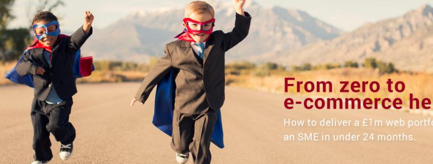 From Zero to e-commerce Hero case study