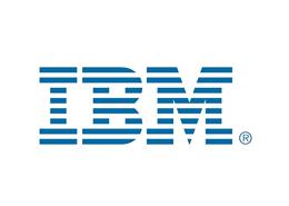 The Logo of IBM