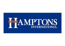 The logo of Hamptons International
