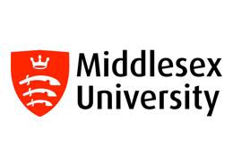 Logo of Middlesex University
