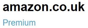 Amazon spam logo